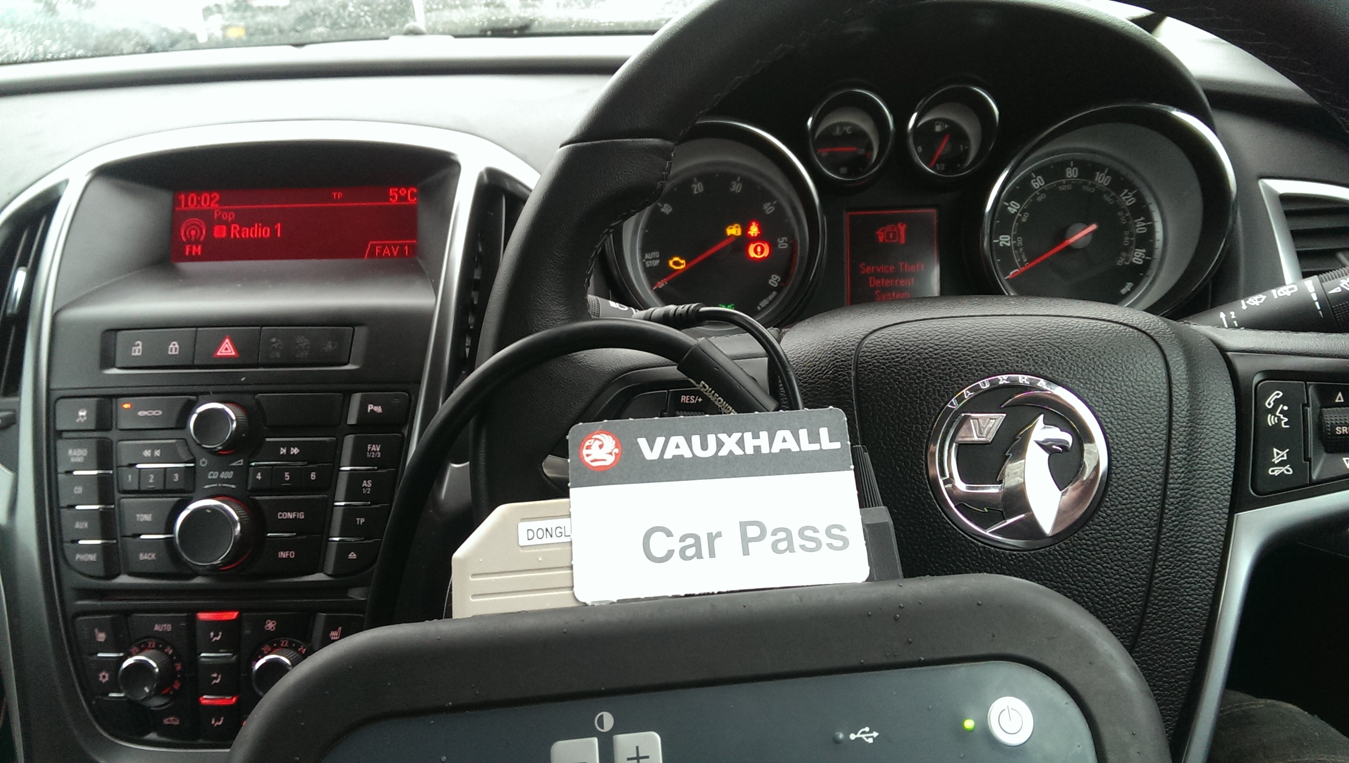 Vauxhall Car Key Replacement Including Astra Corsa